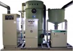 湿式オゾン脱臭処理システム